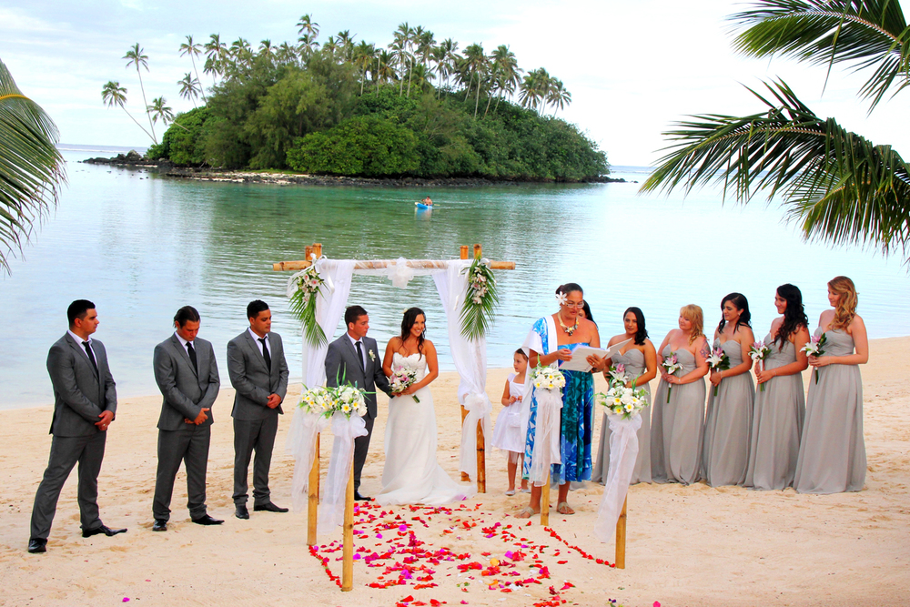 Gathering Information about Beach Wedding