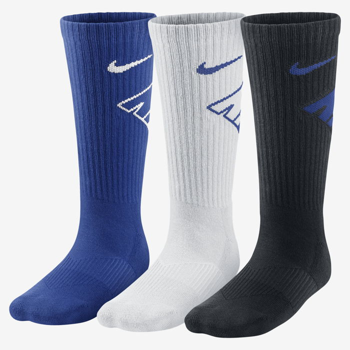 The Right Socks Make a Big Difference